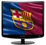 Скачать Заставка (скринсейвер) футбольного клуба Барселона