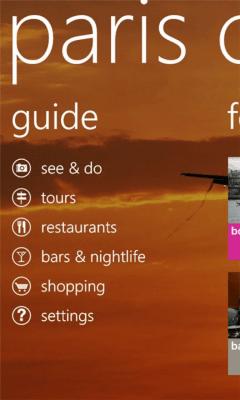 Paris City Guide - GuidePal 1.1.0.0
