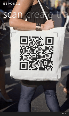 Esponce QR Reader 1.4.1.0