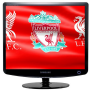 Скачать Заставка (скринсейвер) футбольного клуба Ливерпуль