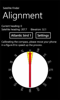 Satellite Finder 1.4.0.0