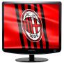Скачать Заставка (скринсейвер) футбольного клуба Милан