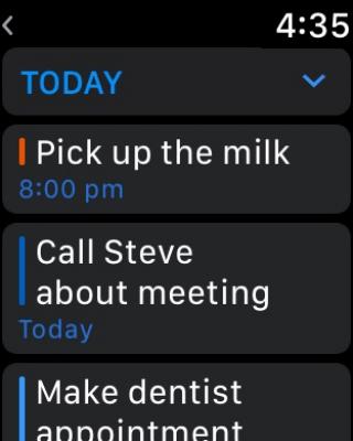 Remember The Milk 4.3.22