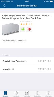 Mobiletag Barcode Scanner & QR Reader 7.6.18