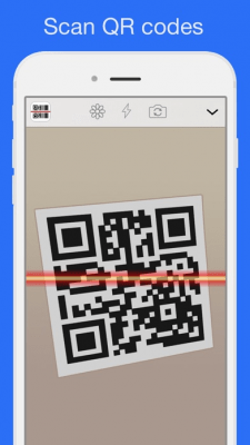 QR Reader for iPhone 6.4