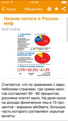 Экспресс-газета 7.0.9