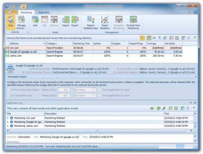EMCO Ping Monitor 6.1