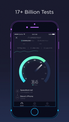 Speedtest.net Speed Test 4.0.8