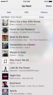 iTunes Remote 4.3.1