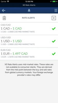 XE Currency 4.7.2