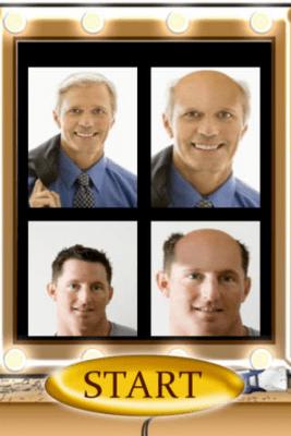 Bald Kiosk 2.0