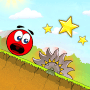 Скачать Red Ball 3: Jump for Love