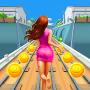 Скачать Принцесса метро - Бесконечный бег