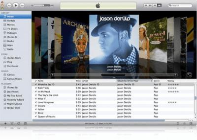 iTunes 12.7.3