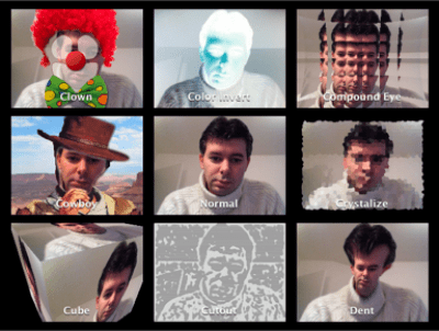 More iChat Effects 2.0.5
