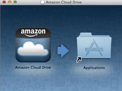Amazon Cloud Drive 1.0