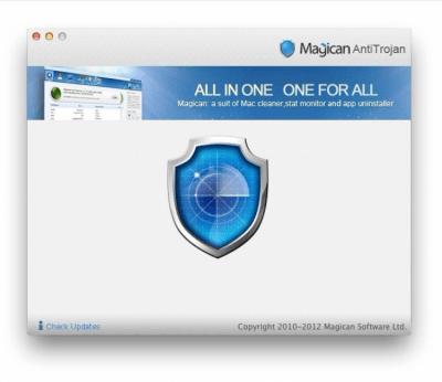 Magican AntiTrojan 1.4.8