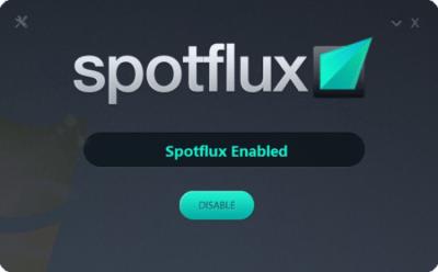 Spotflux 2.11.1
