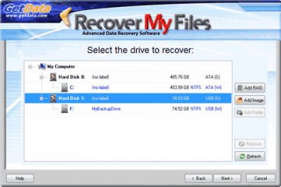 Recover My Files Data Recovery 6.3.2.2552