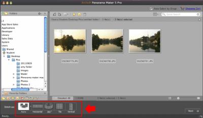 Panorama Maker Pro for Mac 7.0.10114