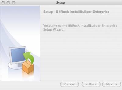 BitRock InstallBuilder 9.0.1