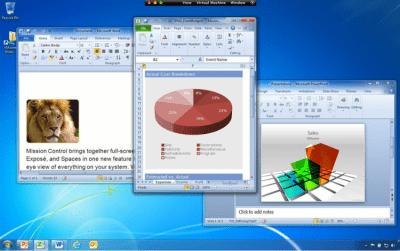 VMware Fusion 11.0.0 Build 10120384