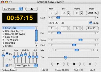 Amazing Slow Downer 3.5.1