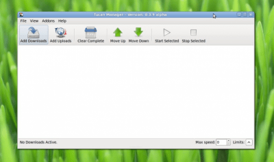 Tucan Manager 0.3.10
