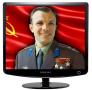 Скачать Заставка (скринсейвер) Юрий Гагарин