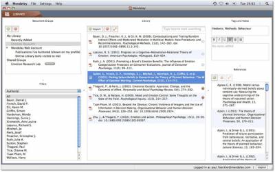 Mendeley Desktop 1.17.6