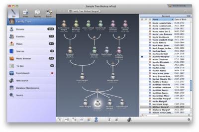MacFamilyTree 8.4.1