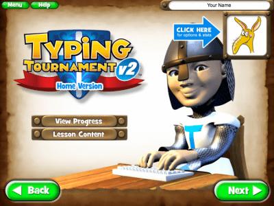 Typing Tournament 2.0.9