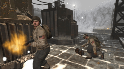 Wolfenstein: Enemy Territory 2.60b