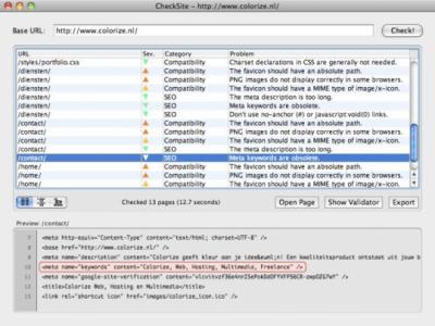 CheckSite 1.6.5
