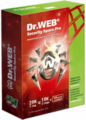 Dr.Web Security Space 11.0.7.04020