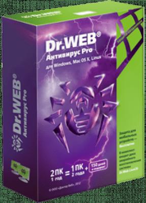 Антивирус Dr.Web 11.0.5.12190