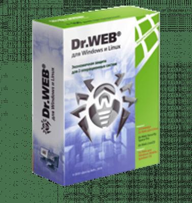 Антивирус Dr.Web для Linux 9