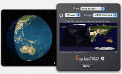 Earth Widget 2.0
