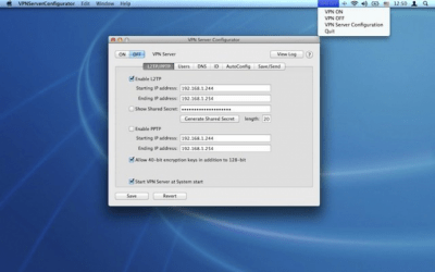 VPN Server Agent 1.7