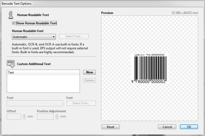 Barcode Producer 6.7