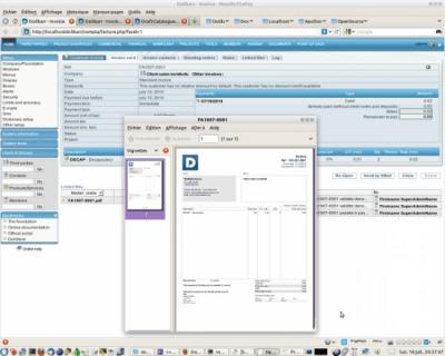 Dolibarr ERP & CRM 6.0.0
