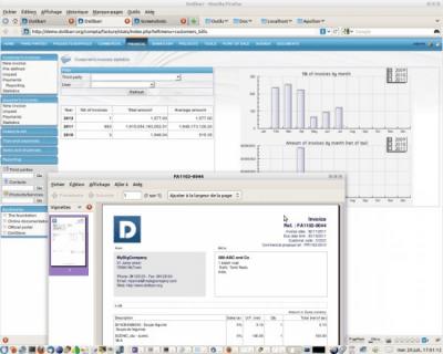 Dolibarr ERP & CRM 3.2.2