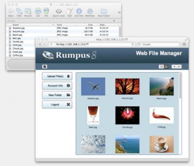 Rumpus 8.0.5