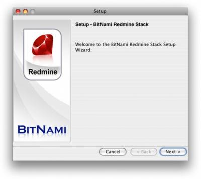 BitNami Redmine Stack 4.0.3-2