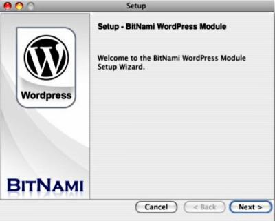 BitNami WordPress Stack 4.5.2