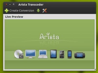 Arista Transcoder 0.9.7