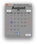 Скачать Mini Popup Calendar