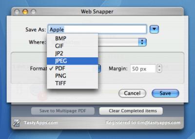 Web Snapper 3.3.8