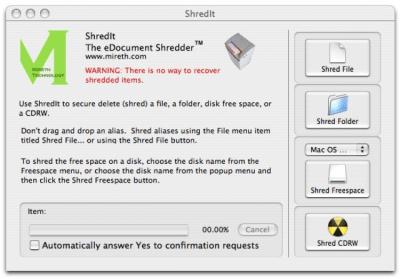 ShredIt X 6.0.3