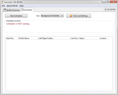 Syncovery 8.01a